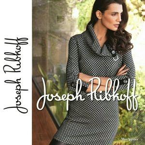 Joseph Ribkoff Sweater Dress